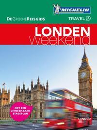 De Groene Reisgids Weekend - Londen-Michelin