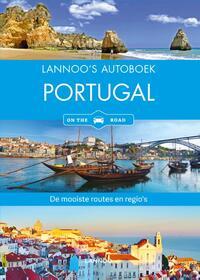 Lannoo's Autoboek - Portugal on the road-Gisela Tobias, Werner Tobias
