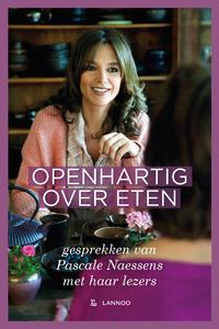 Openhartig over eten-Pascale Naessens-eBook