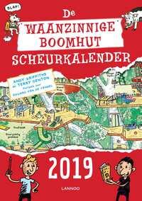 De waanzinnige scheurkalender 2019-Andy Griffiths, Terry Denton