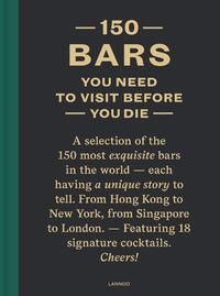 150 Bars You Need To Visit Before You Die--eBook
