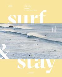 Surf & Stay. Spain and Portugal-Veerle Helsen-eBook