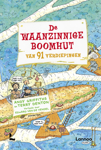 De waanzinnige boomhut van 91 verdiepingen-Andy Griffiths, Terry Denton-eBook