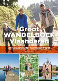 Groot Wandelboek Vlaanderen-Michaël Cassaert