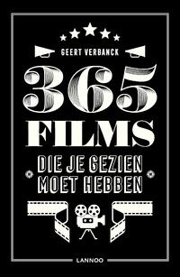365 Films Die Je Gezien Moet Hebben-Geert Verbanck-eBook