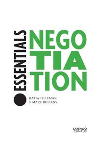 Essentials - Negotiation-Katia Tieleman, Marc Buelens