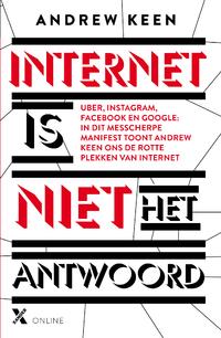 Internet is niet het antwoord-Andrew Keen-eBook
