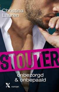 Stouter 7 - Onbezorgd & onbepaald-Christina Lauren