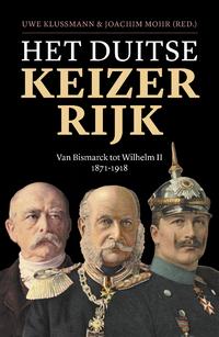 Het Duitse Keizerrijk-Joachim Mohr, Uwe Klussmann-eBook