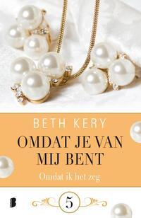 Omdat ik het zeg-Beth Kery-eBook