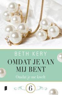 Omdat je me kwelt-Beth Kery-eBook