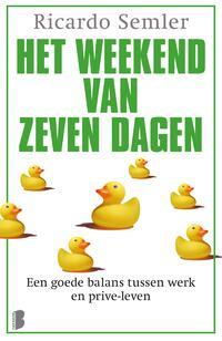 Het weekend van zeven dagen-Ricardo Semler-eBook