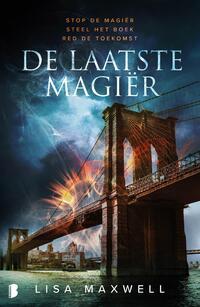 De laatste magiër-Lisa Maxwell-eBook