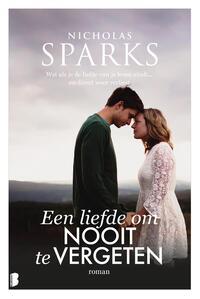 Een liefde om nooit te vergeten-Nicholas Sparks-eBook