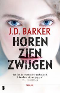 Horen, zien, zwijgen-J.D. Barker-eBook