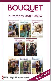 Bouquet e-bundel nummers 3507-3514 (8-in-1)-Anne Mather, Carole Marinelli, Carole Mortimer, Jane Porter, Kate Hewitt, Melanie Milburne, Sandra Marton, Victoria Parker-eBook