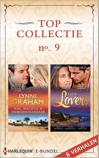 Topcollectie 9-Anne Mather, Carole Marinelli, Lucy Monroe, Lynne Graham-eBook