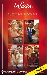 Intiem e-bundel nummers 2108-2111-Gina Wilkins, Jules Bennett, Michelle Celmer, Sarah M. Anderson-eBook