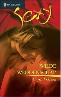 Wilde weddenschap-Crystal Green-eBook