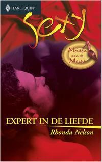 Expert in de liefde-Rhonda Nelson-eBook