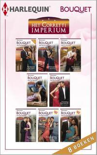 Het Corretti imperium-Abby Green, Caitlin Crews, Carole Marinelli, Kate Hewitt, Lynn Raye Harris, Maisey Yates, Sarah Morgan, Sharon Kendrick-eBook