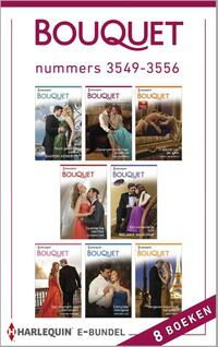 Bouquet e-bundel nummers 3549-3556 (8-in-1)-Abby Green, Carole Marinelli, Kim Lawrence, Melanie Milburne, Miranda Lee, Sharon Kendrick, Susanna Carr, Victoria Parker-eBook