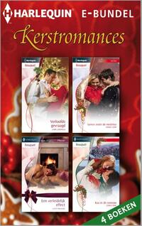 Kerstromances, 4-in-1 - Een speciale uitgave van de romantische reeks Harlequin Bouquet - Kerstbundel-Carole Marinelli, Cathy Williams, Jessica Hart, Shirley Jump-eBook