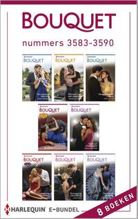Bouquet Bundel 3583-3590 : Bouquet e-bundel nummers 3583-3590 (8-in-1)-Annie West, Carole Marinelli, Carole Mortimer, Dani Collins, Michelle Conder, Sharon Kendrick, Susan Stephens, Susanna Carr-eBook