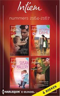 Intiem e-bundel nummers 2164-2167-Barbara Dunlop, Cat Schield, Susan Mallery, Victoria Dahl-eBook