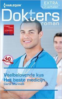 Veelbelovende kus ; Het beste medicijn-Carole Marinelli-eBook