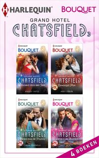 Grand hotel Chatsfield 3-Abby Green, Carole Marinelli, Kate Hewitt, Maisey Yates-eBook