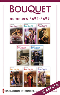 Bouquet e-bundel nummers 3692-3699 (8-in-1)-Abby Green, Annie West, Caitlin Crews, Carole Marinelli, Dani Collins, Lindsay Armstrong, Maisey Yates, Susan Stephens-eBook