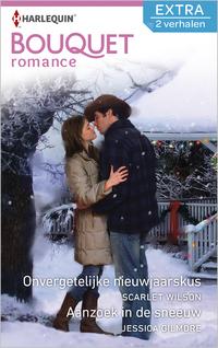 Onvergetelijke nieuwjaarskus ; Aanzoek in de sneeuw (2-in-1)-Scarlet Wilson-eBook
