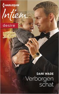 Verborgen schat-Dani Wade-eBook