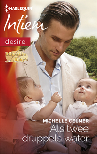 Als twee druppels water-Michelle Celmer-eBook