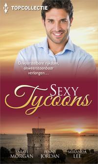 Sexy tycoons (3-in-1)-Miranda Lee, Penny Jordan, Sarah Morgan-eBook