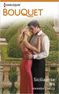 Bouquet 3774 : Siciliaanse eis-Amanda Cinelli-eBook
