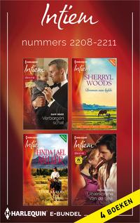 Intiem e-bundel nummers 2208-2211 (4-in-1)-Dani Wade, Linda Lael Miller, Olivia Gates, Sherryl Woods-eBook