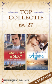 Topcollectie 27 : Lang, knap & sexy ; Exotische affaire (6-in-1)-Anne Mather, Helen Bianchin, Lindsay Armstrong, Margaret Mayo-eBook