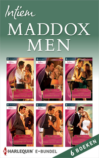 Intiem Bundel : Maddox Men (6-in-1)-Catherine Mann, Emilie Rose, Jennifer Lewis, Leanne Banks, Maya Banks, Michelle Celmer-eBook