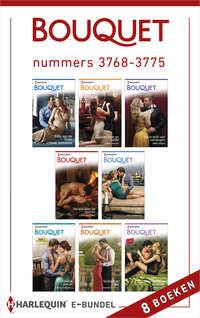 Bouquet e-bundel nummers 3768-3775 (8-in-1)-Abby Green, Carole Marinelli, Lynne Graham, Sara Craven-eBook