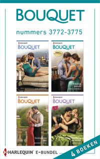 Bouquet e-bundel nummers 3772-3775 (4-in-1)-Amanda Cinelli, Annie West, Carole Marinelli, Kim Lawrence-eBook