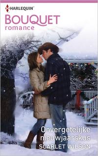 Onvergetelijke nieuwjaarskus-Scarlet Wilson-eBook