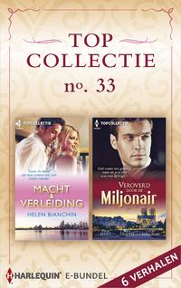 Topcollectie 33 :  Macht & verleiding ; Veroverd door de miljonair(6-in-1)-Cathy Williams, Helen Bianchin, Julia James, Sara Craven-eBook