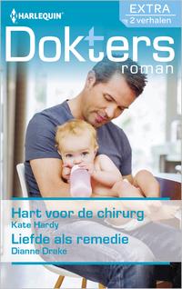 Doktersroman Extra 107 : Hart voor de chirurg ; Liefde als remedie (2-in-1)-Dianne Drake, Kate Hardy-eBook