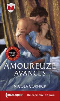 Amoureuze avances ; Mysteries van het hart (2-in-1)-Deborah Hale, Nicola Cornick-eBook