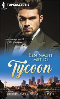 Eén nacht met de tycoon (3-in-1)-Carol Marinelli, Sara Craven, Susan Napier-eBook