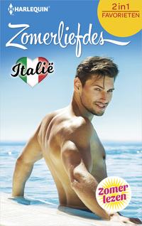 Zomerliefdes Favorieten 531 : Zomerliefdes Italië - Italiaanse romance ; Ademloos in Toscane (2-in-1)-Diana Hamilton, Lucy Gordon-eBook