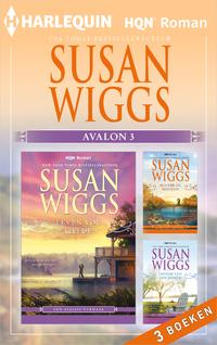 Avalon 3 :  Leven vol liefde ; Achter de wolken ; Droom van een zomer (3-in-1)-Susan Wiggs-eBook