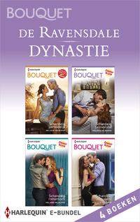 Bouquet Bundel : De Ravensdale Dynastie (4-in-1)-Melanie Milburne-eBook